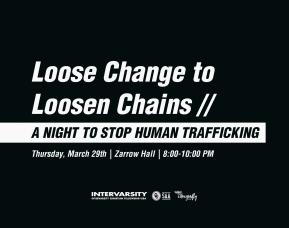 Loose Change Event Flyer